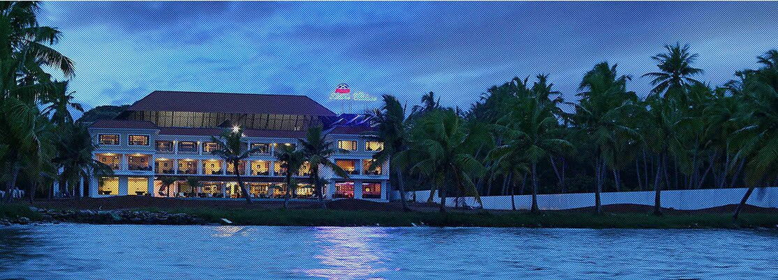 Image result for lake palace trivandrum